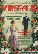 I Wish It Could be Vintage Everyday - Vintage & Designer's Fair at the Castle