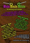 Bish Bash Bosh Drumming Workshops