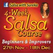 BEGINNERS AND IMPROVERS SALSA COURSES!!!!