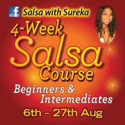 BEGINNERS AND INTERMEDIATES SALSA COURSE!