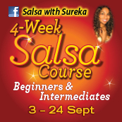 SPECIAL SALSA AND BACHATA COURSE SEPTEMBER 2014