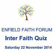 Interfaith Week: Enfield Faith Forum:Interfaith Quiz