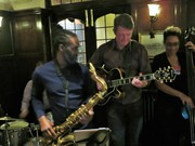 Jazz Night at Mum's Bistro with Love For Sale