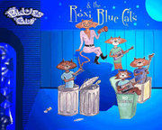 RoXi & the Blue Cats at St Harmonica's Blues Club