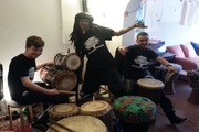 Intro to West African Percussion @ ECT