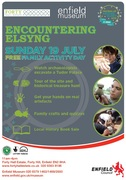 Encountering Elsyng: Free Family Activity Day