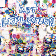 Art Explosion in Bowes Park