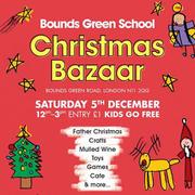 Bounds Green School Christmas Bazaar