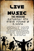 Live music every weekend at The Springfield Bar