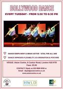 £5 BOLLYWOOD CLASSES IN WOOD GREEN