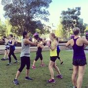 Boxercise in Arnos Park
