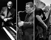Jazz at Karamel: Stan Sulzmann + John Critchinson + Dave Green + Stu Butterfield