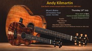 Musical Evening with Andy Kilmartin & Friends