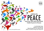 A proposal for Peace – A Free Buddhist talk