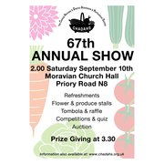 Hornsey Allotments and Horticultural Show