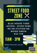 Blue House Yard Street Food Zone