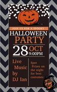 Halloween Party at The Springfield, n11 2pp