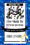 Celebrate NYE at The Springfield