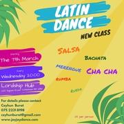 Salsa Class for Beginners