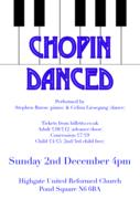 CHOPIN DANCED