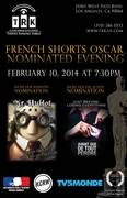 French Shorts Oscar Nominated Evening