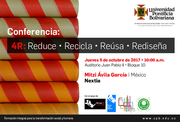 4R: Reduce, Recicla, Reusa, REDISEÑA