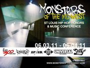 Monsters of the midwest music conference