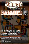 Katerpillar Live At Skinny's Lounge May 5th