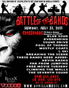 Battle of the Bands by Gorilla Music