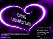 P-H-M @ Heartsong Christian Music Festival