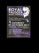 Royal Palooza Music Festival