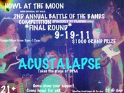 BATTLE OF THE BANDS - FINALS!!
