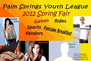 Palm Springs Youth League Spring Fair