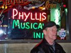 St. Patricks Day @ Phyllis' Music Inn.,  come join us.