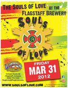 "Flagstaff Brewery Presents ""SOULS OF LOVE""- LIVE in Flagstaff, AZ."