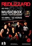 redLizzard Live @ Musicbox, Lisbon