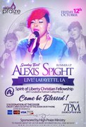 "High Praize Ministry presents Sunday Best Runner Up ""Alexis Spight"""