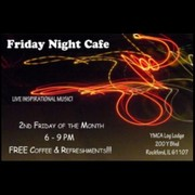 Tania Nicholson live at the Friday Night Cafe!