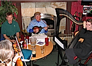 Traditional Celtic Music Session
