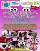 Sweet Frog Westport Grand Opening / YAF Benefit Concert