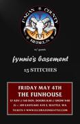 Fynnie's Basement at The Fun house
