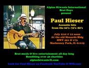 Paul Hieser @ Kiwanis Brat Days