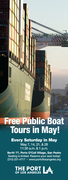 Free Boat Tours