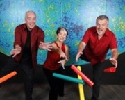 LIVE at the GRAND ANNEX: Fred Strickler's Leo Trio