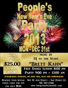 People's New Year's Eve Party
