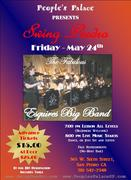 Swing Peedro - Live 14 Piece Orchestra & Dancing!
