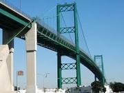 Birthday Celebration for the Vincent Thomas Bridge!