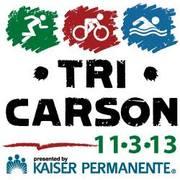 TRI-CARSON triathlon and other races