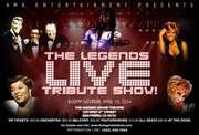 The Legends Live Tribute Show!