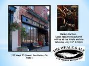 Live Music at the Whale and Ale with Markus Carlton